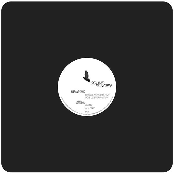 "Jose Lau & DaRand Land/SOUND...12"""