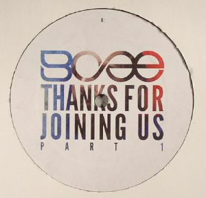 Bcee/THANKS FOR JOINING US (PT 1) EP 12""