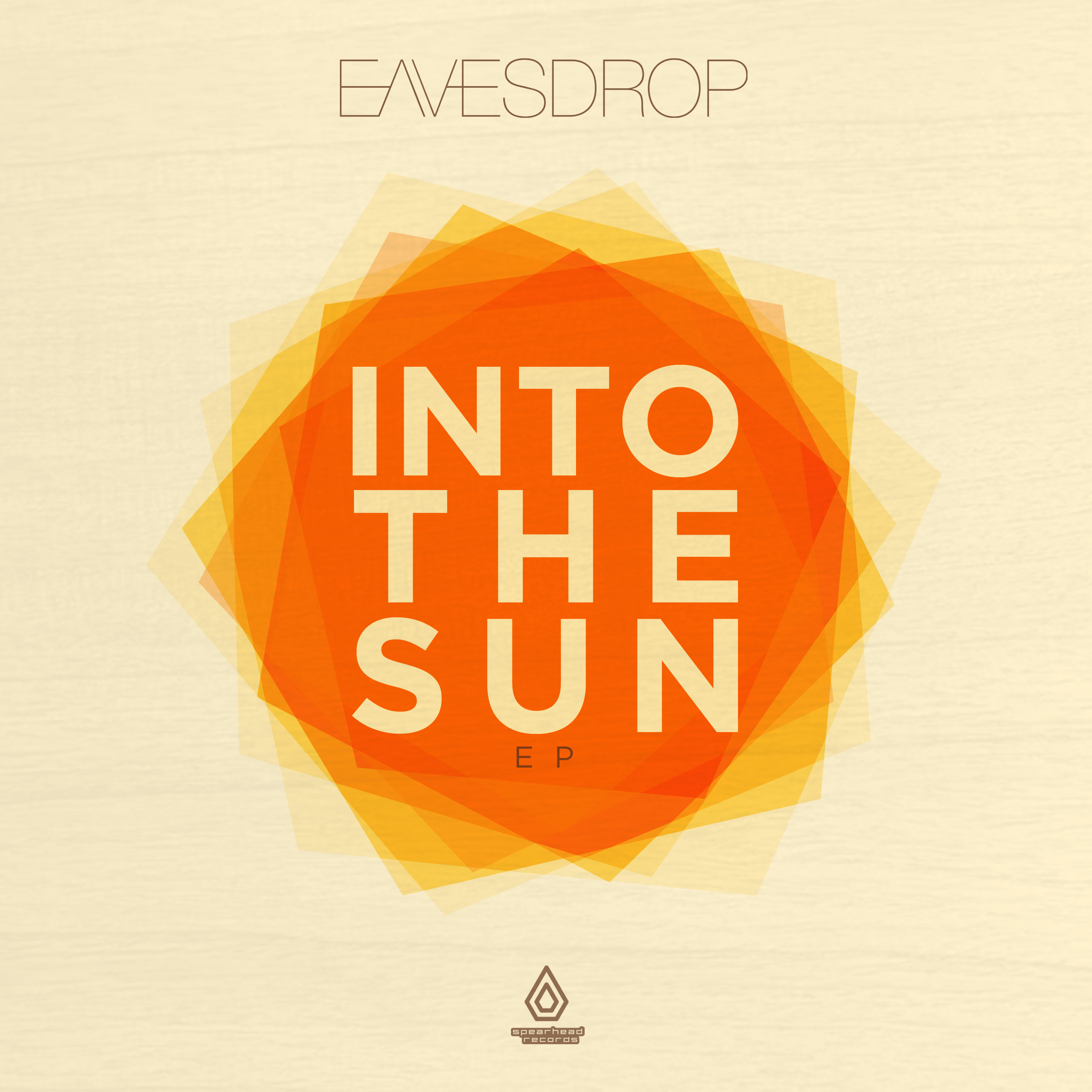 Eavesdrop/INTO THE SUN EP 12""
