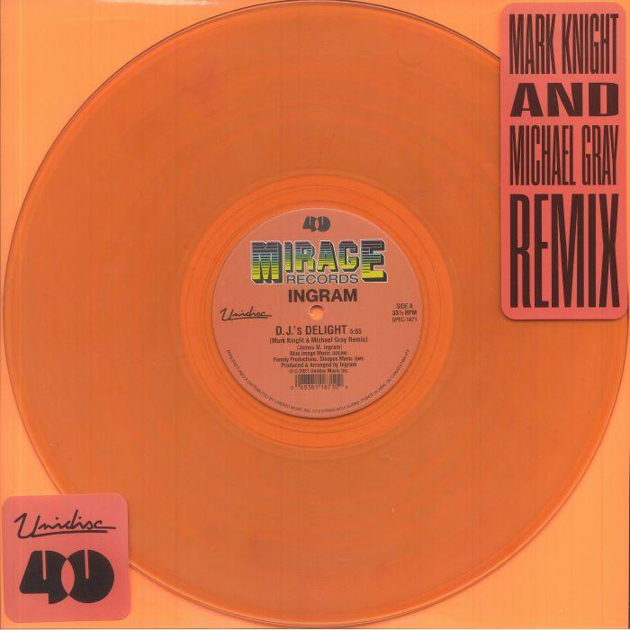 "Ingram/DJ'S DELIGHT (M.K. & M.G. RX) 12"""