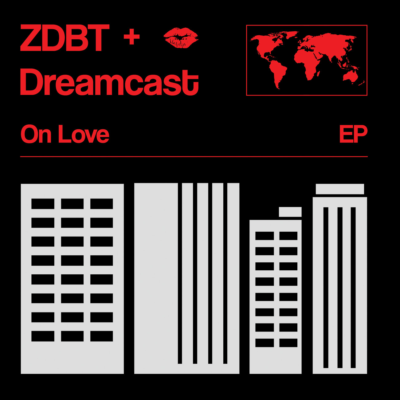 ZDBT & Dreamcast/ON LOVE EP 12""
