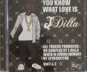 Spin Doctor/J DILLA VOL. 1 & 2 MIX DCD
