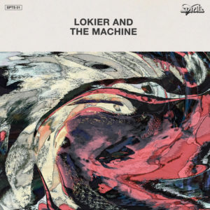 """Lokier and the Machine/SELF-TITLED 12"""""""