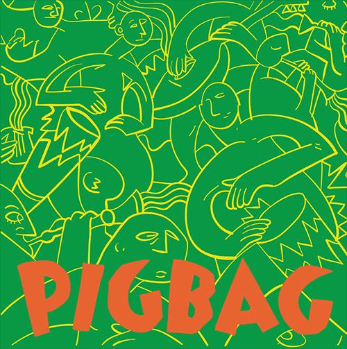 "Pigbag/PAPA'S GOT A BRAND NEW PIGBAG 12"""