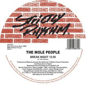 """Mole People/BREAK NIGHT 12"""""""