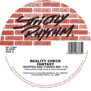 Reality Check/FANTASY 12""