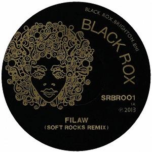 """Black Rox/BLACK ROX 1 12"""""""