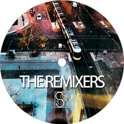 Various/SONORA: THE REMIXERS 12""