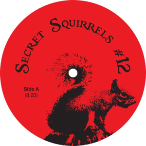 Secret Squirrel/NO 12 12""