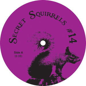 Secret Squirrel/NO 14 12""