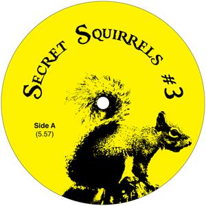 """Secret Squirrel/NO 03 12"""""""