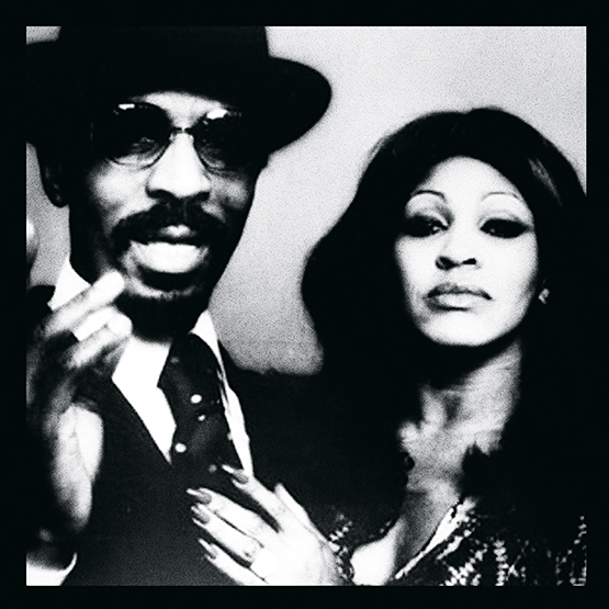 "Ike & Tina Turner/BOLD SOUL SISTER 7"""