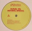 "Ryralio DJ's/NOTHING SPECIAL EP 12"""