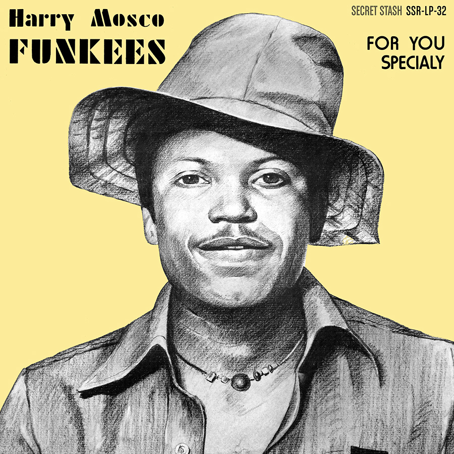 Harry Mosco/FOR YOU SPECIALLY CD