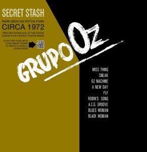 Grupo Oz/MISS THING (1972) LP