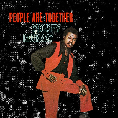 Mickey Murray/PEOPLE ARE TOGETHER LP