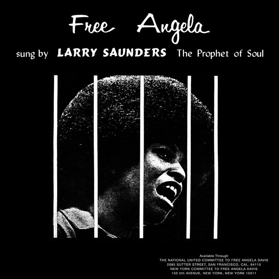 Various/FREE ANGELA (1971) LP