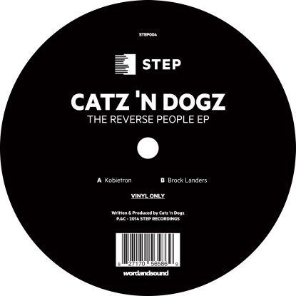 "Catz 'n Dogz/THE REVERSE PEOPLE 12"""