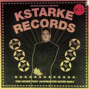 Jackmaster Hater/KSTARKE RECORDS PT2 DLP