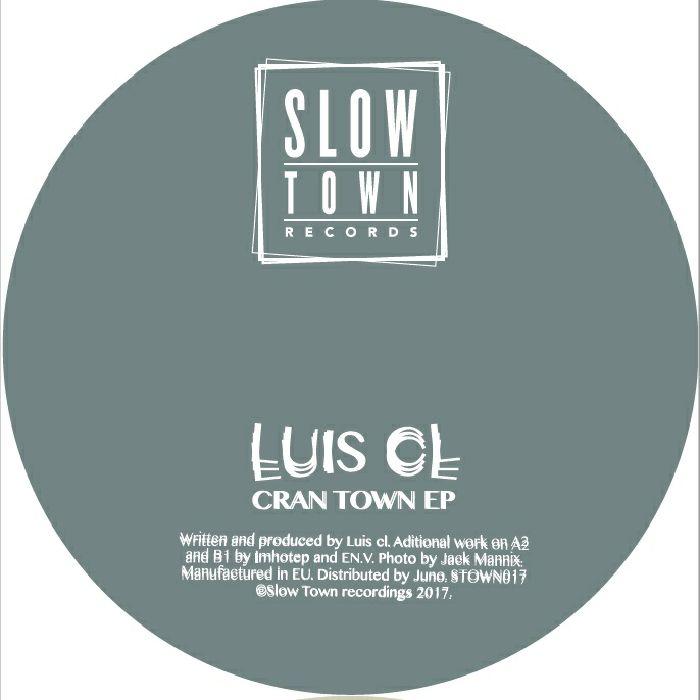 "Luis CL/CRAN TOWN EP 12"""