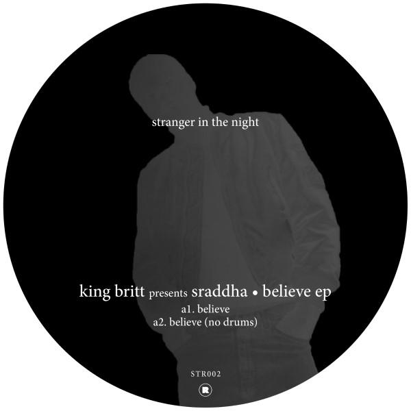 "King Britt/BELIEVE EP 12"""