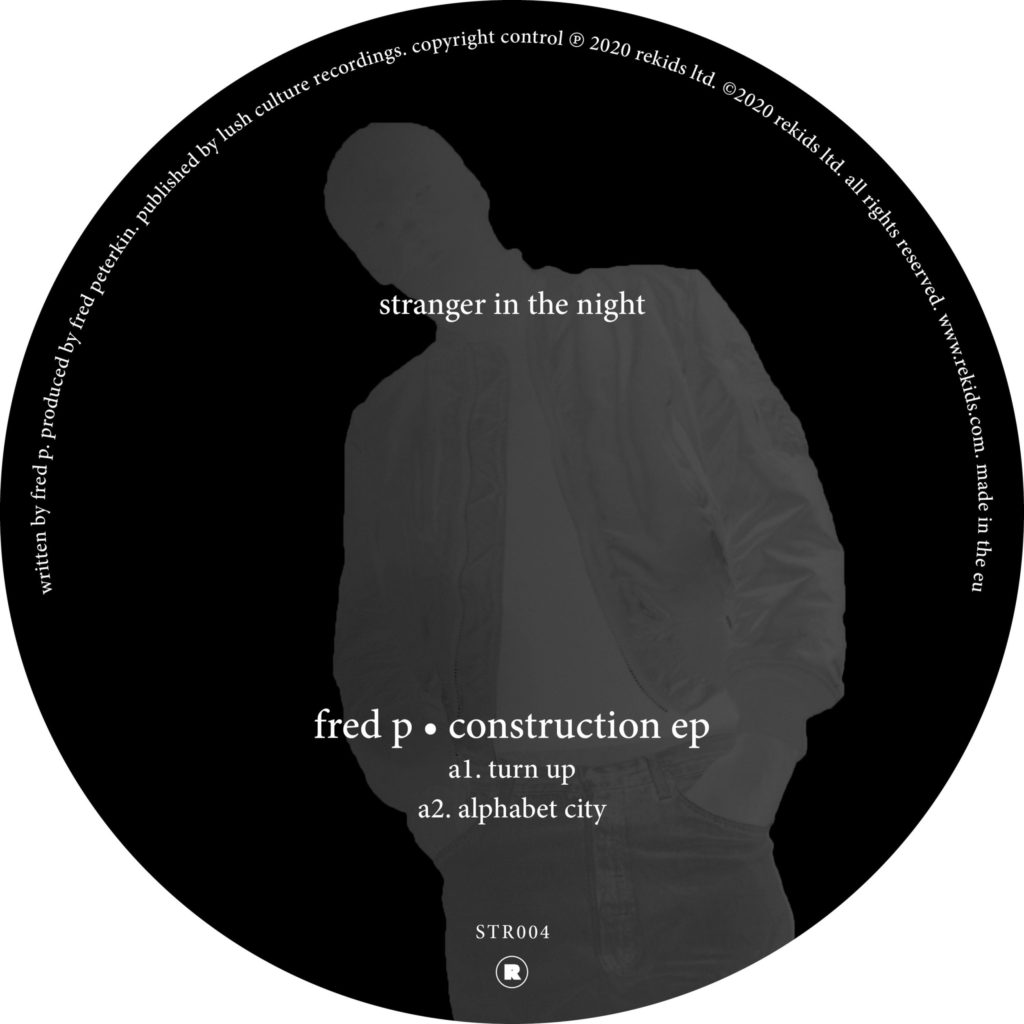 Fred P/CONSTRUCTION EP 12""