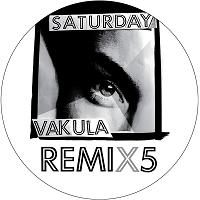 Vakula/SATURDAY (LEGOWELT REMIX) 12""