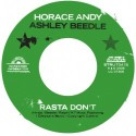 """Horace Andy/RASTA DON'T BEEDLE REMIX 7"""""""