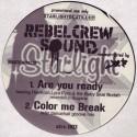 "Rebel Crew/REBEL CREW SOUND 12"""