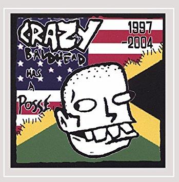 Crazy Baldhead/HAS A POSSEE 1997-2004 LP