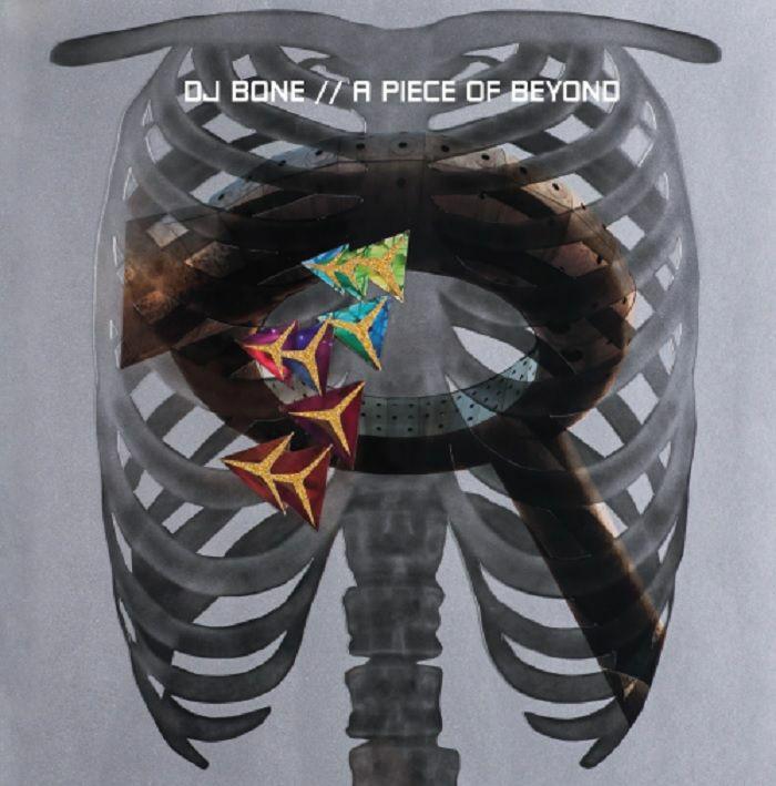 DJ Bone/A PIECE OF BEYOND 3LP