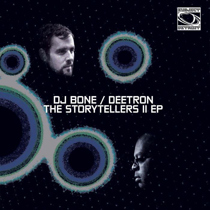 """DJ Bone & Deetron/STORYTELLERS II D12"""""""