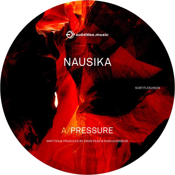 """Nausika/PRESSURE 12"""""""