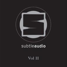 """Various/SUBTLE AUDIO VOL. 2 EP D12"""""""