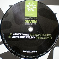 "Seven/CEREBRAL EP #2 12"""
