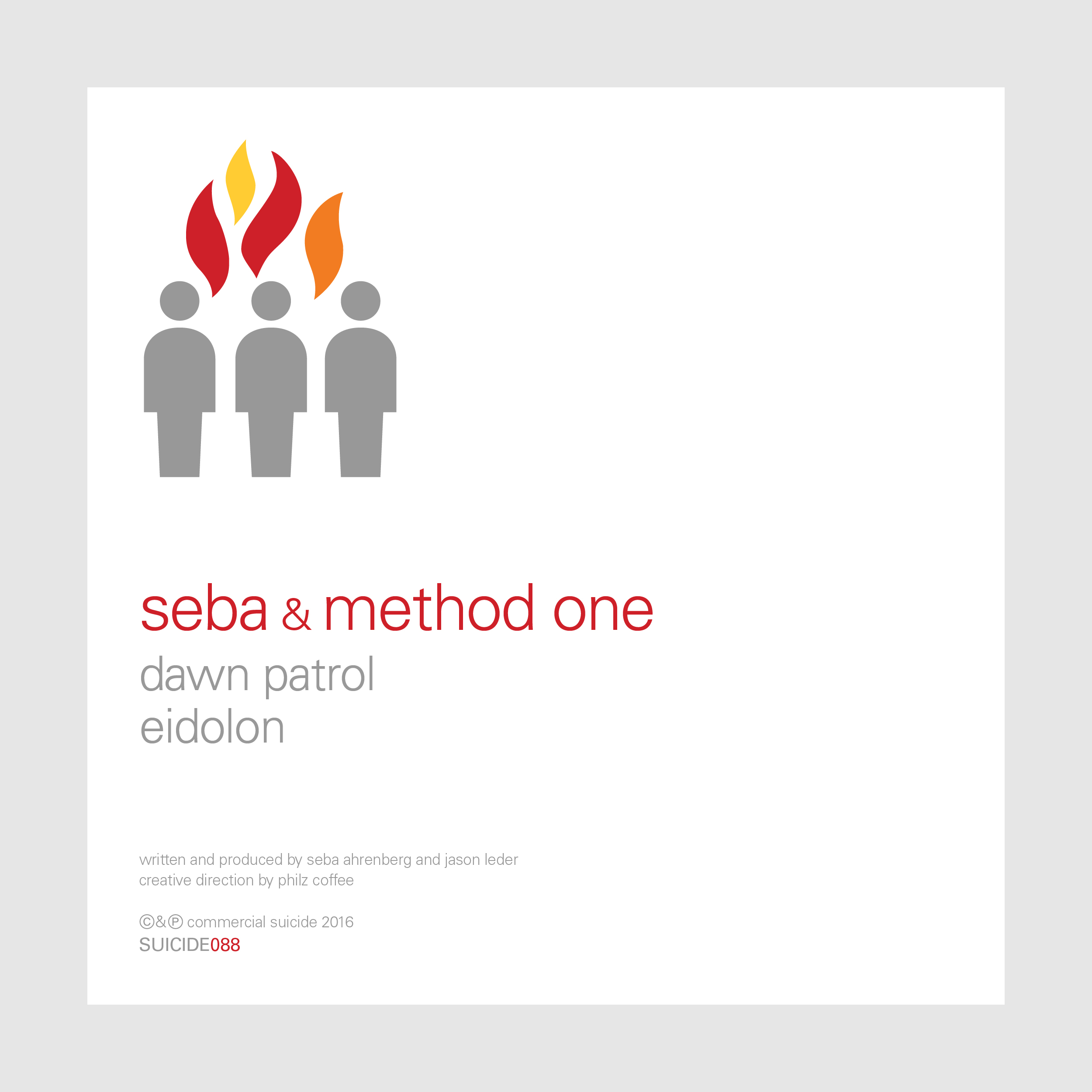 Seba & Method One/DAWN PATROL 12""