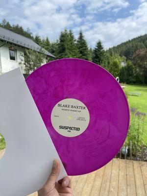 """Blake Baxter/PURPLE PLANET EP 12"""""""
