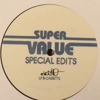 "Super Value/SPECIAL EDITS 10-RICCIO 12"""