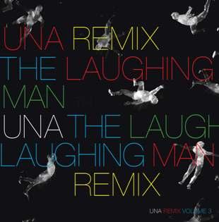 """UNA/LAUGHING MAN REMIX #3 12"""""""
