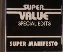 Super Value/SUPER MANIFESTO MIX CD