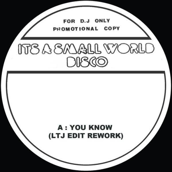 """Small World Disco/EDITS #12 12"""""""