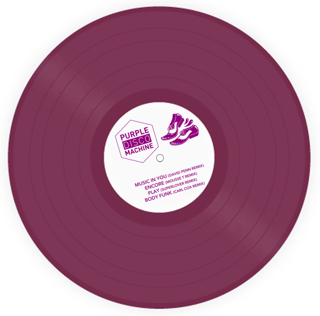Purple Disco Machine/SOULMATIC RMXS 12""