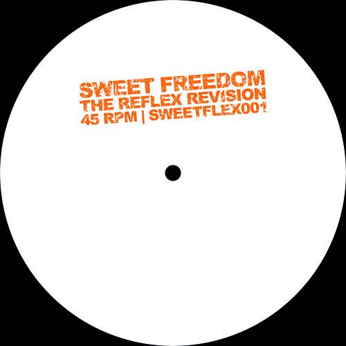 "Reflex/SWEET FREEDOM (1-SIDED) 12"""