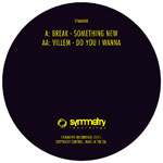 "Break/SOMETHING NEW 12"""