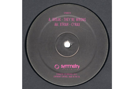 """Break/THEY'RE WRONG 12"""""""