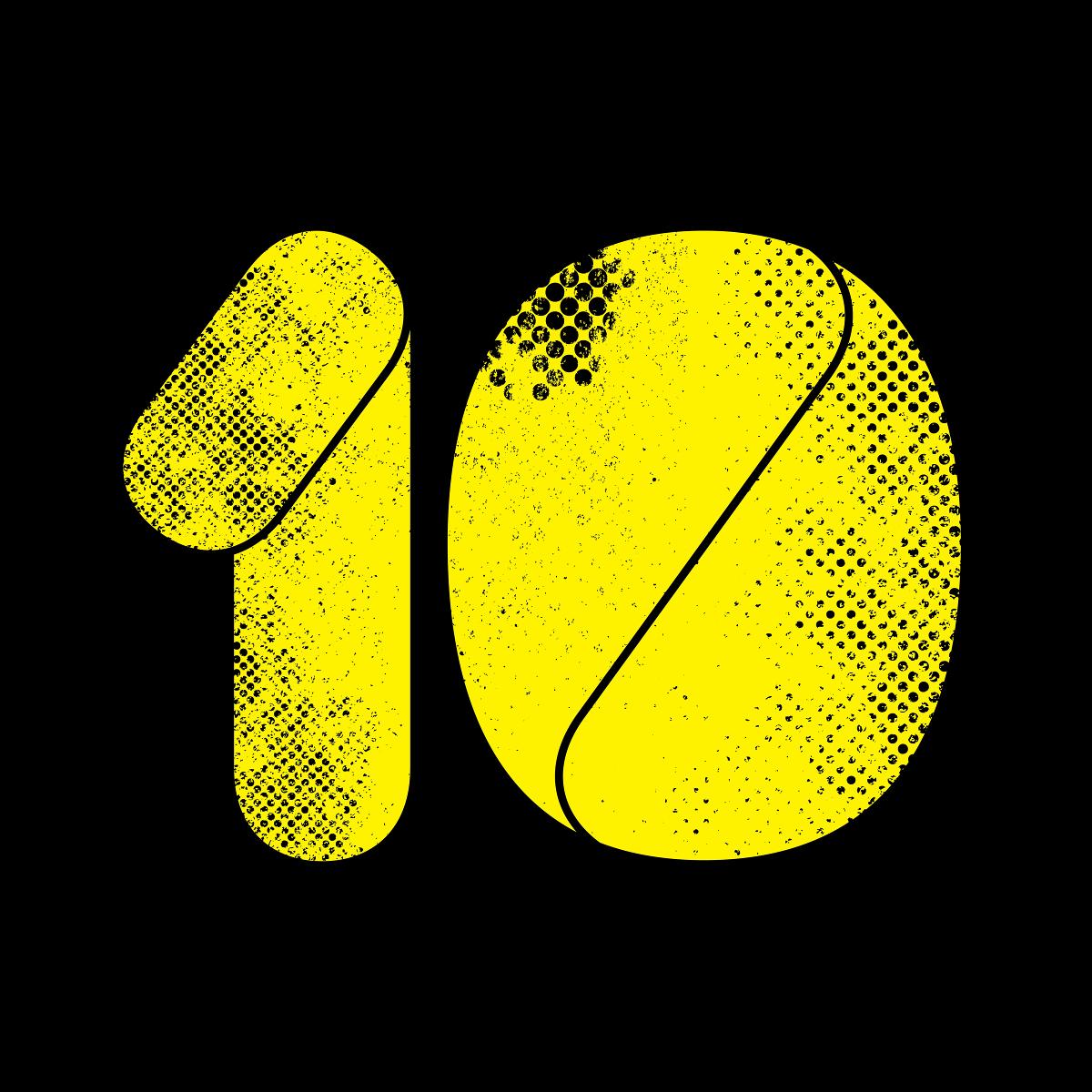 "Break/10 YEARS OF SYMMETRY LP SMPLR 12"""
