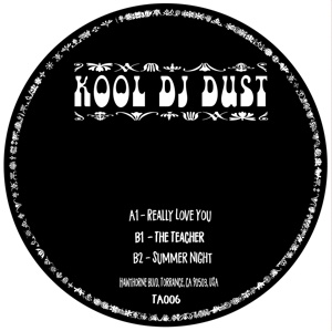 "Kool DJ Dust/HEALTHY EDITS 12"""