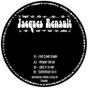 "Jacques Renault/EMPINGAO EP 12"""