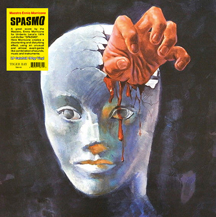 Ennio Morricone/SPASMO OST LP