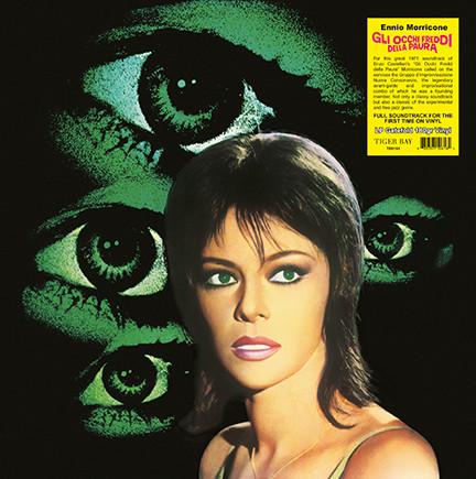 Ennio Morricone/GLI OCCHI FREDDI OST LP